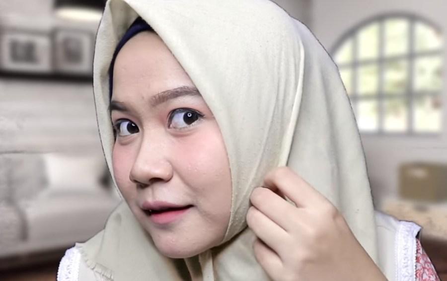 Tutorial Hijab Untuk Wajah Bulat Agar Terlihat Tirus Hijab Review