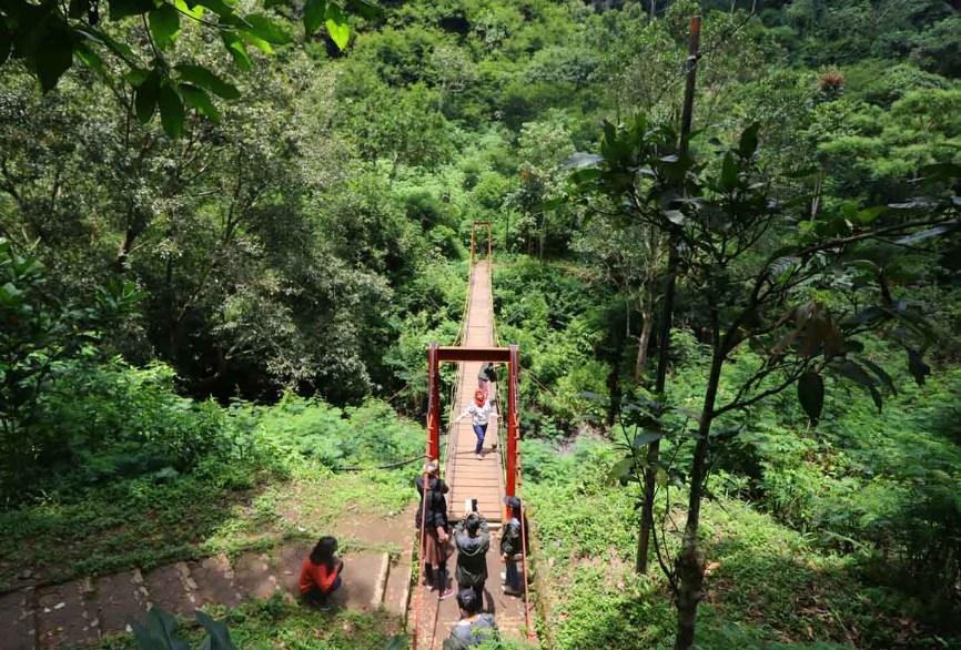 Sarana Olahraga Hutan Juanda