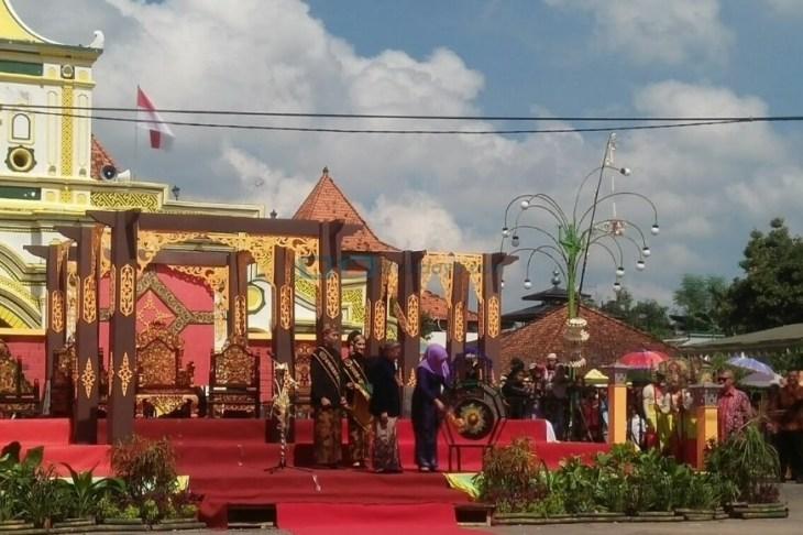 Kemeriahan Wisata Budaya di Sumenep saat Perayaan HUT