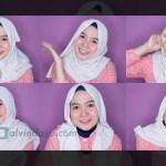 Tutorial Hijab Pashmina Wajah Bulat Tumbnail