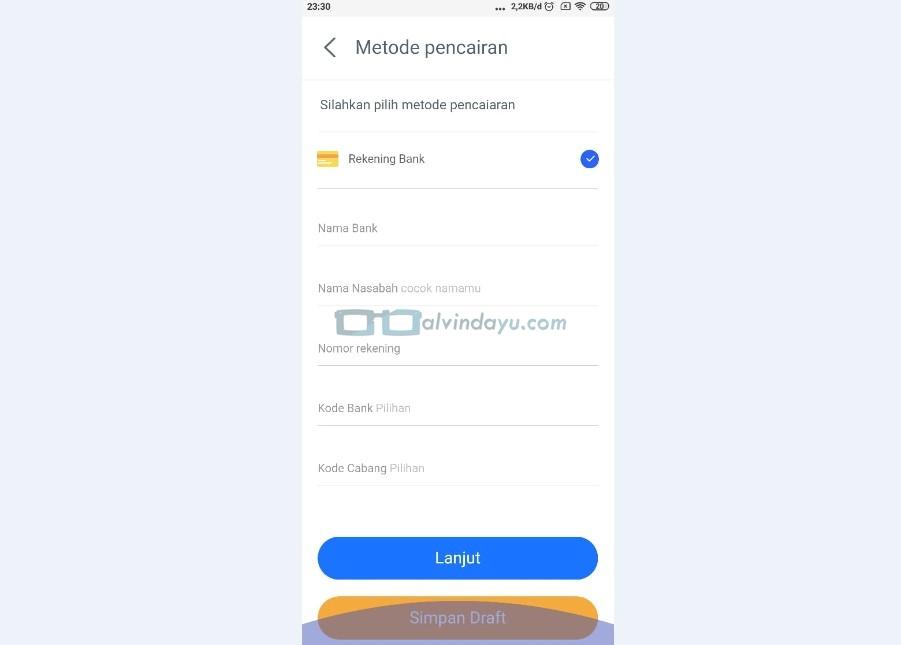 20 Daftar Aplikasi Pinjaman Online 24 Jam Langsung Cair Terdaftar Ojk Dyah Ayu Alvinda