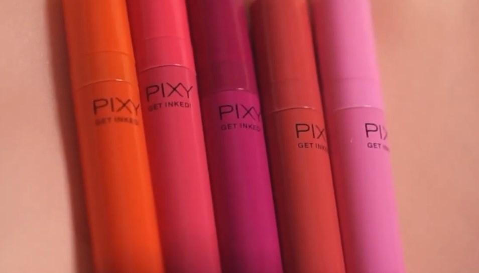 Formula Tekstur Aroma dan Isi Lip Tint