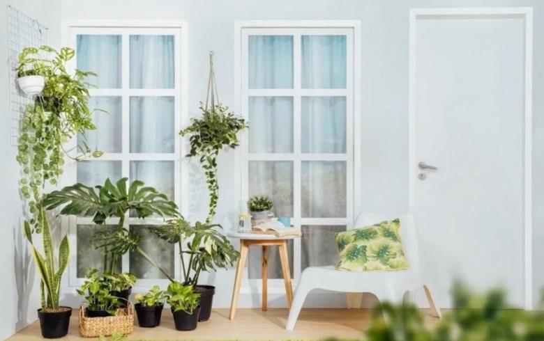 Model Furniture Minimalis Modern Teras Rumah