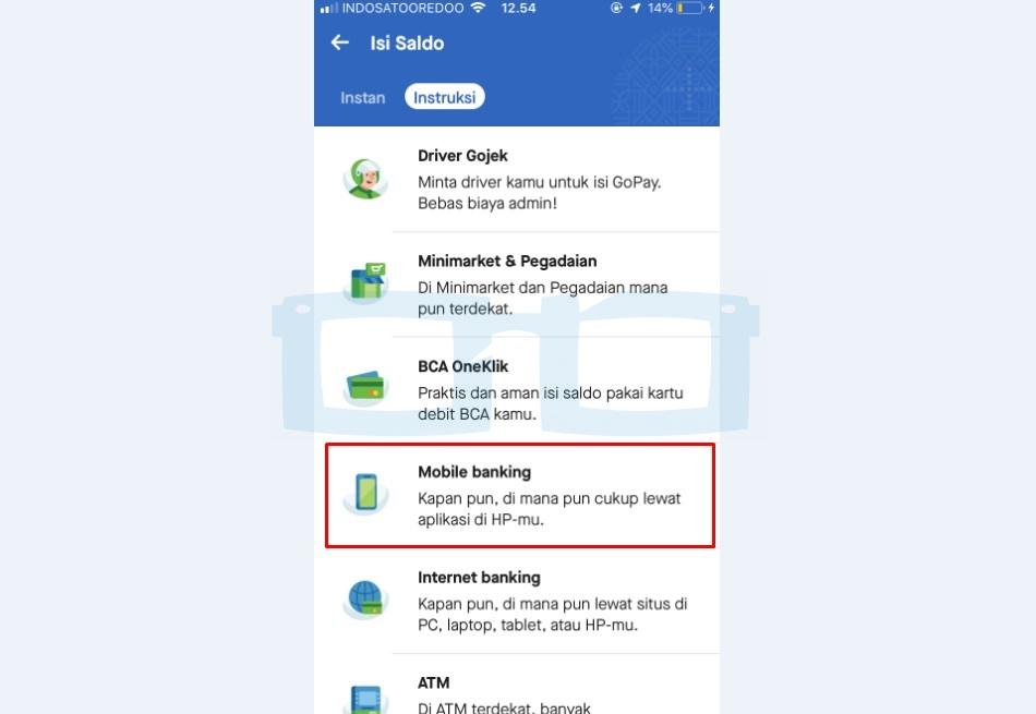 Pilih Mobile Banking untuk Top Up Lewat BCA mBanking