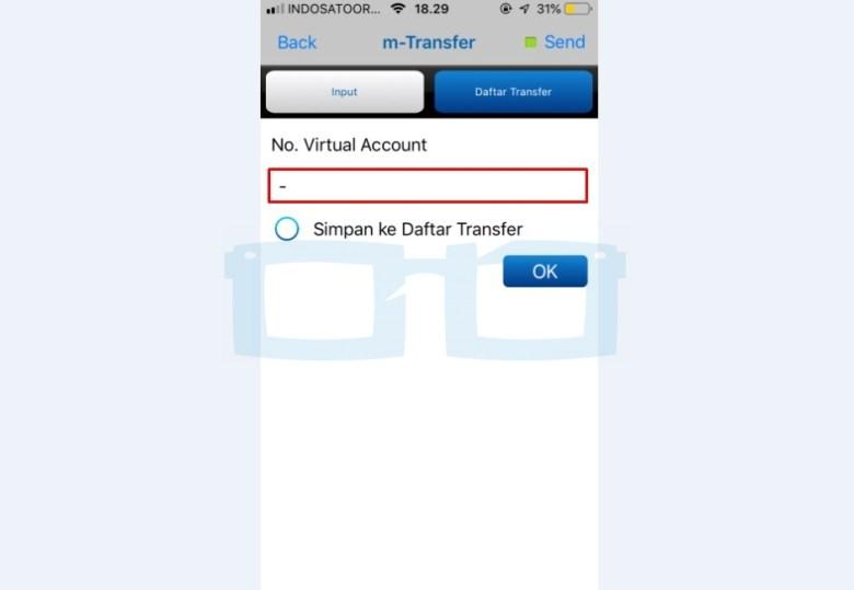 Salin atau Tulis Nomor Virtual Account untuk Membayar Tagihan Shopee Paylater