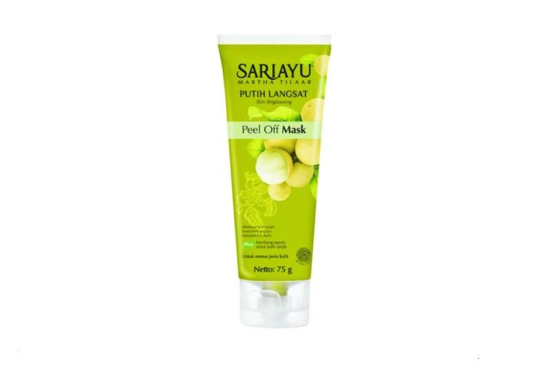 Sariayu Peel Off Mask