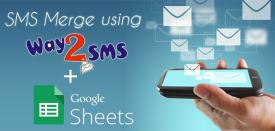 SMS Merge Using Google Spreadsheet and Way2Sms