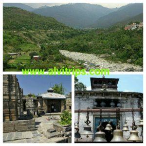 Bageshwar tourist place