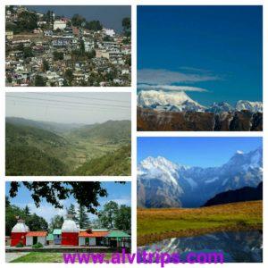 Pouri gardhwal tourist place