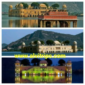 Jal mahal history hindi
