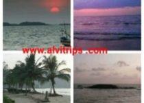 Karnataka beach