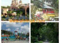 सिलीगुड़ी पर्यटन स्थलो के सुंदर दृश्य