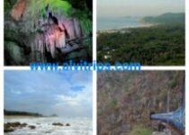 विशाखापट्टनम पर्यटन के सुंदर दृश्य