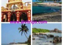 उडुपी पर्यटन स्थलों के सुंदर दृश्य