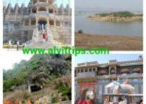 पाली के दर्शनीय स्थलों के सुंदर दृश्य