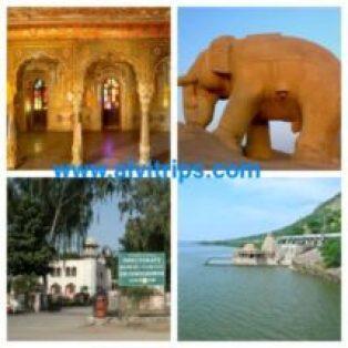टोंक राजस्थान के दर्शनीय स्थलों के सुंदर दृश्य