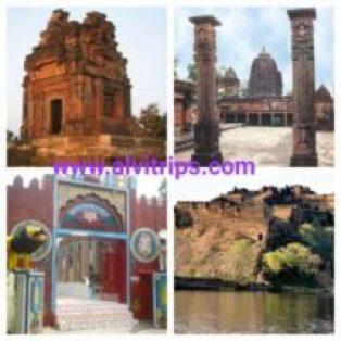 ललितपुर दर्शनीय स्थलों के सुंदर दृश्य
