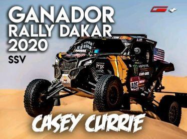 UTV Casey Currie