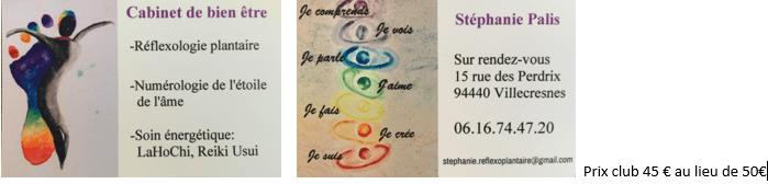 Cabinet de bien être Stéphanie Palis