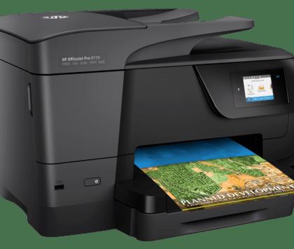 HP OfficeJet Pro 8710 1