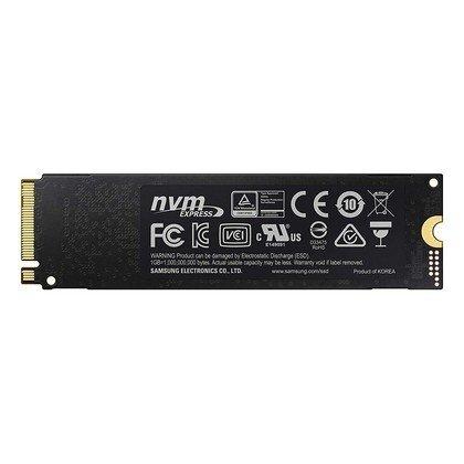 Samsung 970 EVO 500GB NVMe PCIe 2280 SSD MZ V7E500BW