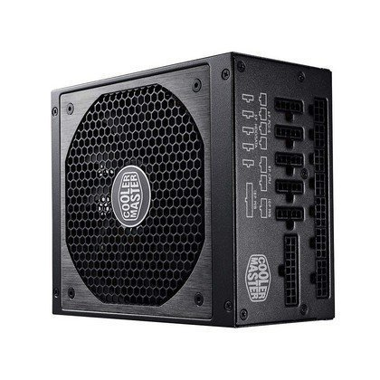 Cooler Master Vanguard V1000 PSU RSA00–AFBAG1–UK 1000W 80plus Gold Fully Modular UK Cable RSA00 AFBAG1 UK...