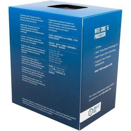 Intel Core i5 7600 Kaby Lake 7th Gen 4 Core 3.5 GHz LGA1151 Intel HD Graphics 630 Desktop BX80677I57600