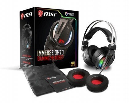 MSI Immerse GH70.....