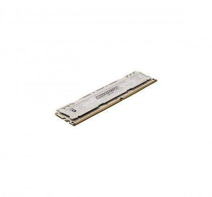 Ballistix Sport LT White 8GB DDR4 2666 MHz UDIMM Memory BLS8G4D26BFSC