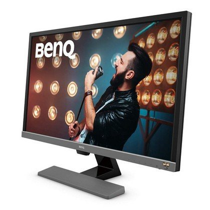 BenQ EL2870U 28 Inch 4K UHD 3840x2160 FreeSync 1ms Gaming Monitor With Built In Speakers EL2870U 1
