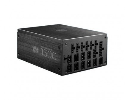 Cooler Master Real PowerReal Control MasterWatt Maker 1500W Power MPZ F001 AFBAT