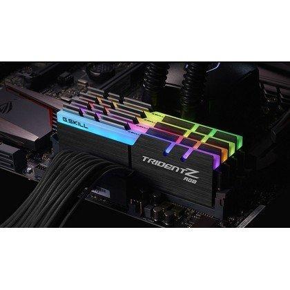 G.SKILL Trident Z RGB Series 16GB 8GB X 2 DDR4 4266 MHz Dual Channel F4 4266C19D 16GTZR