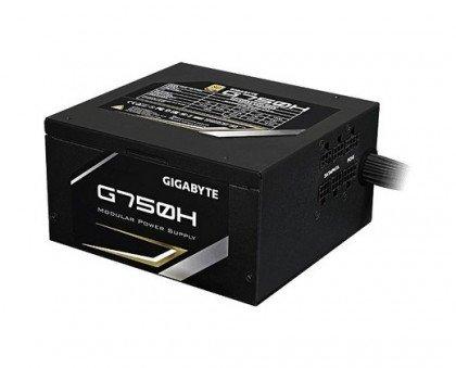 Gigabyte G750H 750W ATX12V SLI CrossFire Certified 80 GOLD PFC G750H