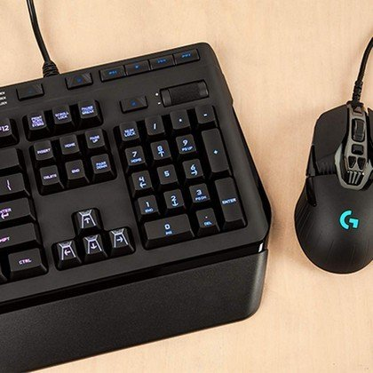 Logitech G910 Orion Spectrum RGB Mechanical Gaming 20 008018