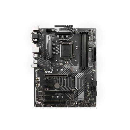 MSI Z370 PC Pro Intel Coffee Lake LGA 1151 Motherboard 911 7B49 003