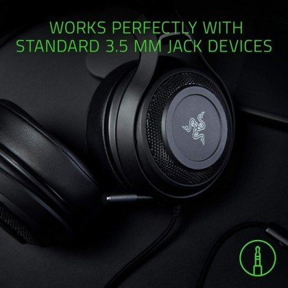 Razer ManOWar 7.1 Surround Soud Gaming Headset....