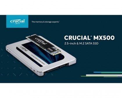 Crucial BX500GB 3D NAND SATA 2.5 Inch Internal SSD CT100MX500SSD4