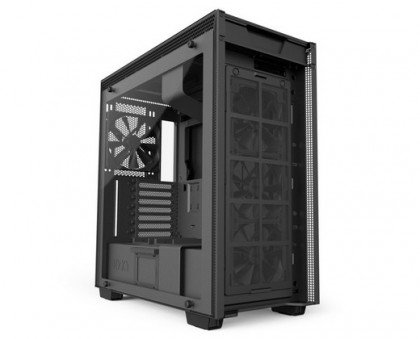 NZXT H700i Mid Tower Computer Black CA H700W BB