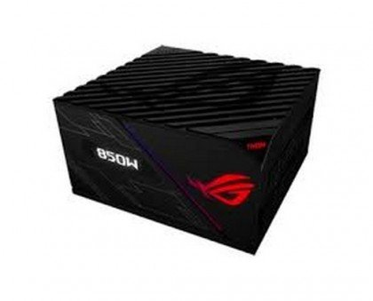 ROG Thor 850W Platinum Power Supply Aura Sync OLED Display 90YE0090 B001N0