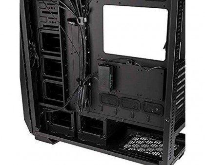 Raijintek ZOFOS EVO WINDOW RGB Tempered Glass Black Computer Case 0R200073