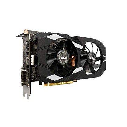 A.sus Dual GeForce GTX 1660 Ti OC Edition 6GB GDDR6 192 Bit Graphics Card 90YV0CT2 M0NA00...