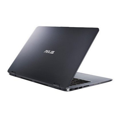 ASUS VivoBook Flip 14 GREY Intel Core i7 8750H 1.8GHz 1TB HDD 14.0 FHD TOUCH N FLIP Wireless Nvidia 2GB GeForce MX130 Bluetooth Camera Windows 10 TP410UF