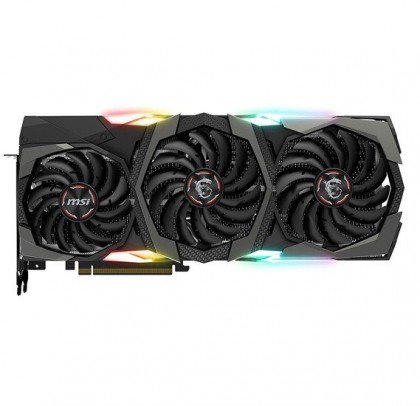 MSI GeForce RTX 2080 Ti Gaming X TRIO 11GB GDDR6 352 Bit Turing Graphics 912 V371 025