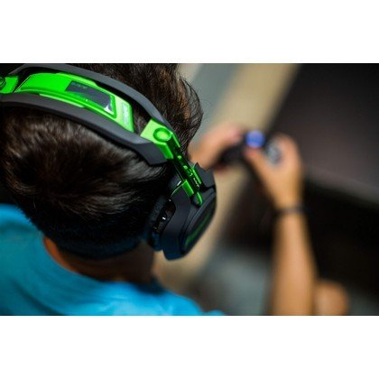 ASTRO Gaming A50 Wireless Dolby Gaming Headset Black Green.