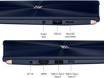 ASUS ZENBOOK UX434FLC AL134TS BLUE