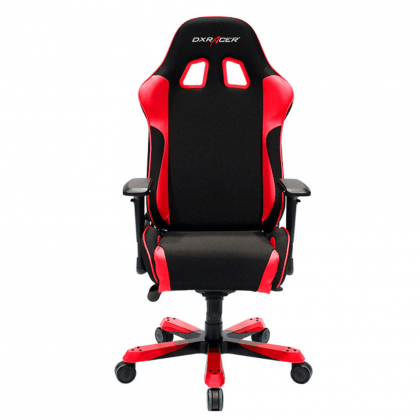 dxracer king black red 2
