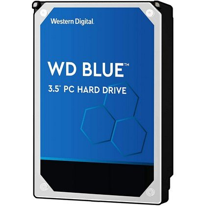 Western Digital WD Blue 1TB PC Hard Drive 7200 RPM Class SATA 6 Gbs 64 MB Cache 35 inch WD10EZEX