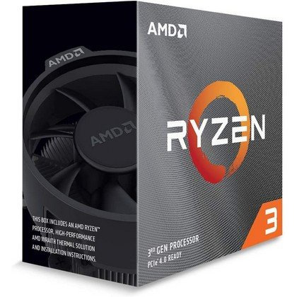 AMD Ryzen 3 3300X Processor 2