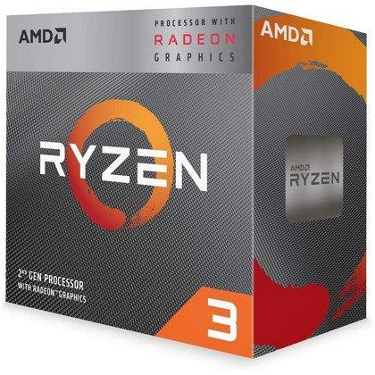 AMD Ryzen 3 3200G 4 core Unlocked Desktop Processor with Radeon Graphics Black YD3200C5FHBOX 2
