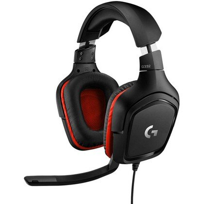 Logitech G332 Wired Gaming Headset 2